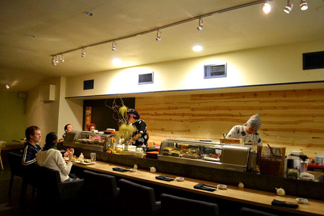 Kitchen Remodling Sushi kitchen Kome - Bit:Space design, renovation and ...